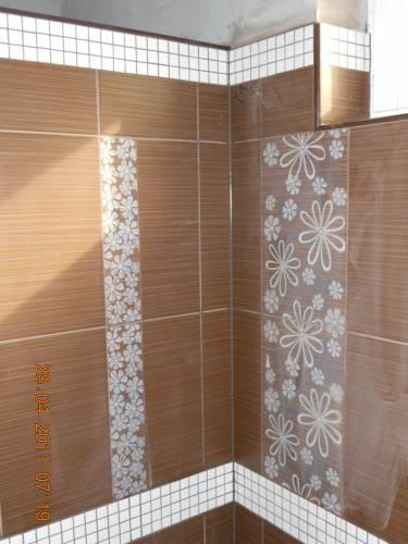 Fotó 13 - Pici fürdőszoba - Kis fürdőszoba - Fotóalbumok - Hidegburkolás